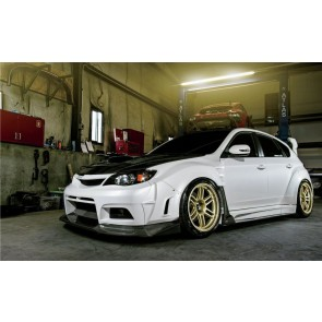 Wide Body Kit Subaru sti GR Hatchback