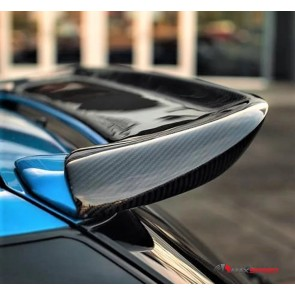 Carbon Extension Add-on Spoiler Wing Subaru Wagon