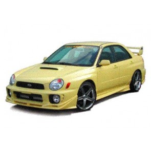 WINGSWEST BODY KIT WRX