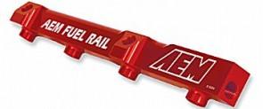 AEM FUEL RAIL ACCORD