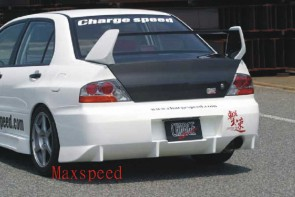 CHARGESPEED REAR BUMPER EVO 8