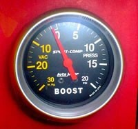 Auto meter Boost Control