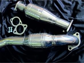 Maxspeed Downpipe & Katalysator  Mitsubishi Evo CH Zugelassen CEE