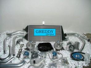 GREDDY NISSAN 350Z TWIN TURBO