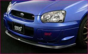 STi Sport Limited Frontspoiler