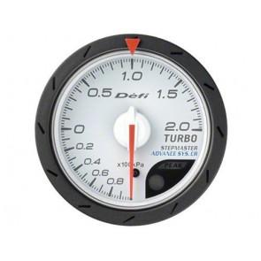 DEFI CR Turbo Boost Gauge