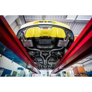 Maxspeed Sportauspuff Mustang 2015+ 5.0L GT
