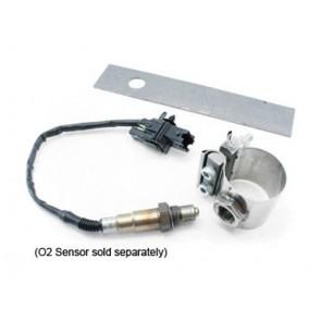 O2 Lambda Sensore Halterung ohne Anschwaissen