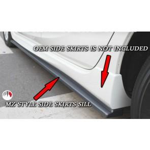 SIDE SKIRT Mazdaspeed MPS 3 BL