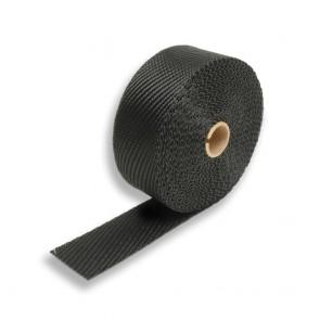 Black Titanium Exhaust Wrap