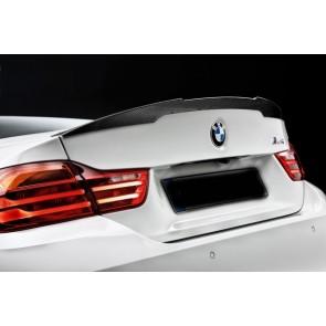Carbon Fieber Trunkspoiler  BMW M4 F82