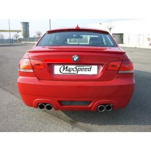 MAXSPEED EXHAUST BMW E93