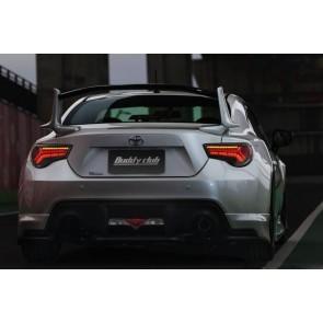 3D Led Tail light Subaru BRZ/GT86