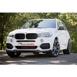 BMW X5 Front Carbon Spoiler