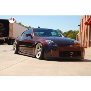 Chargespeed Side Skirt Nissan 350Z