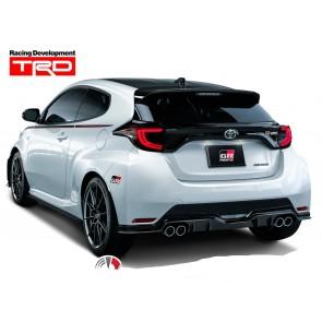 TRD Rear Diffusor Toyota GR Yaris