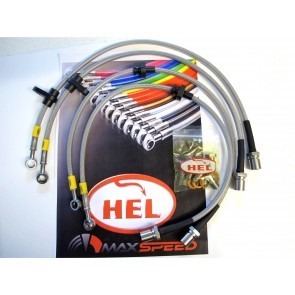 Hel Performance Stahlflex Bremsleitung Honda R