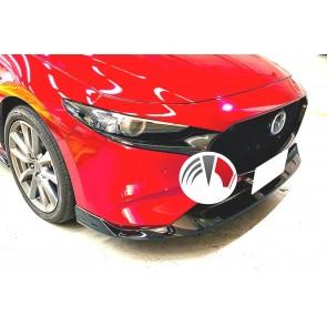 Front Spolerlipp Mazda 3 2019/20