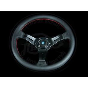 Nardi Steering Wheel 330mm Black Leather
