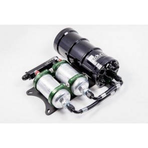 Radium Dual External Fuel Surge Tank