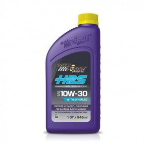 ROYAL PURPLE HPS 10W30 FULLY SYNTHETIC PERFORMANCE ENGINE OIL