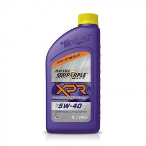 ROYAL PURPLE XPR 5W40 Fully Synthetic Performance Engine Oil