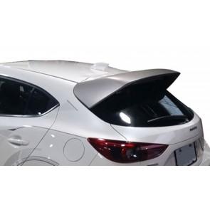 Heckspoiler Mazda 3 2014/18