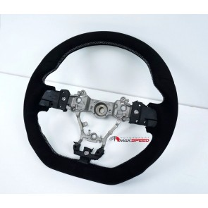 Alcantara Steering Wheel S08    Subaru STI 2015/19 +Levorg