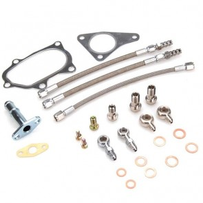 Turbo oil Water Line Subaru EJ20/25  97-2008