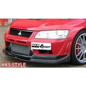 HKS Kansay Style Frontspoiler Mitsubishi Evo 7